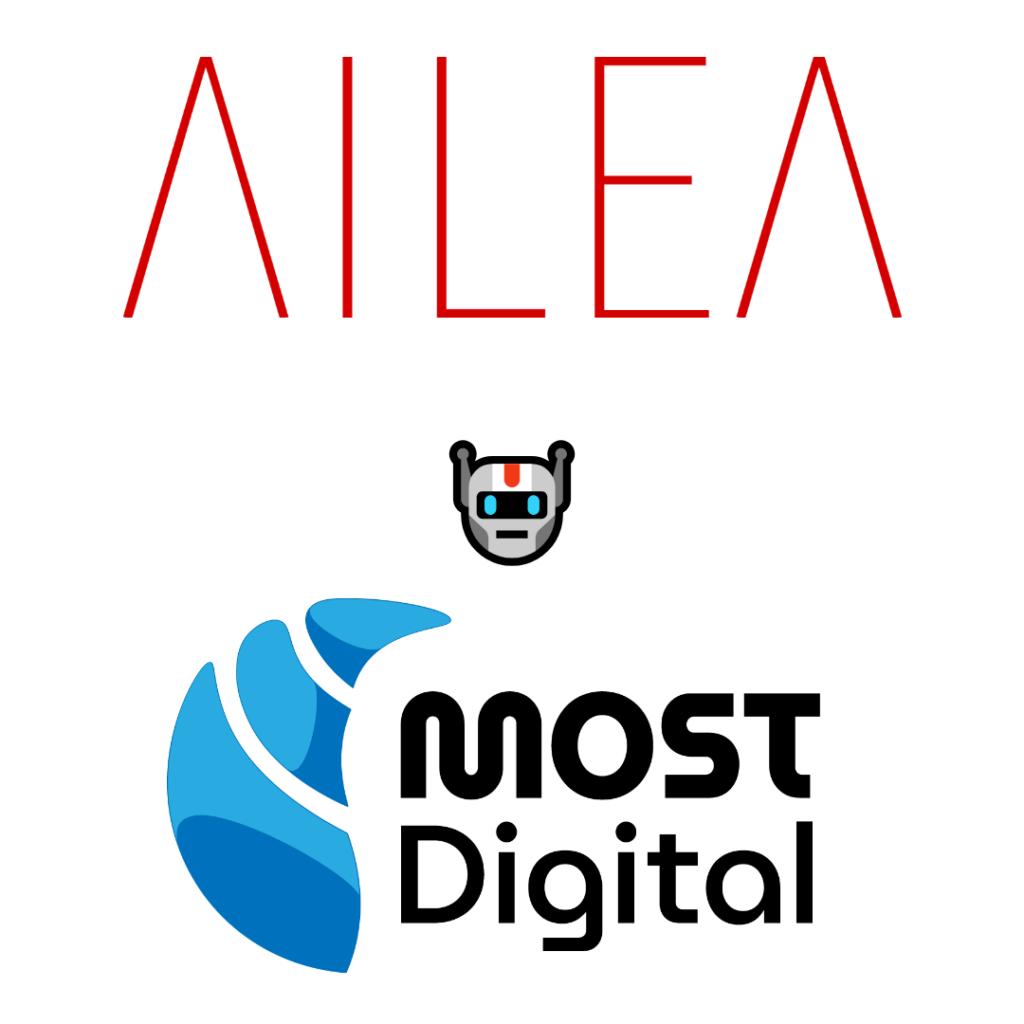 Ailean ja Most Digitalin yhteistyö