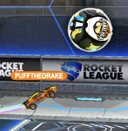 Ailea mukana Kanaliigan Rocket League -turnauksessa